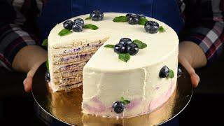 Торт Молочная девочка. Идеальный торт на праздник. Cake Milk Girl Recipe Milch Mädchen