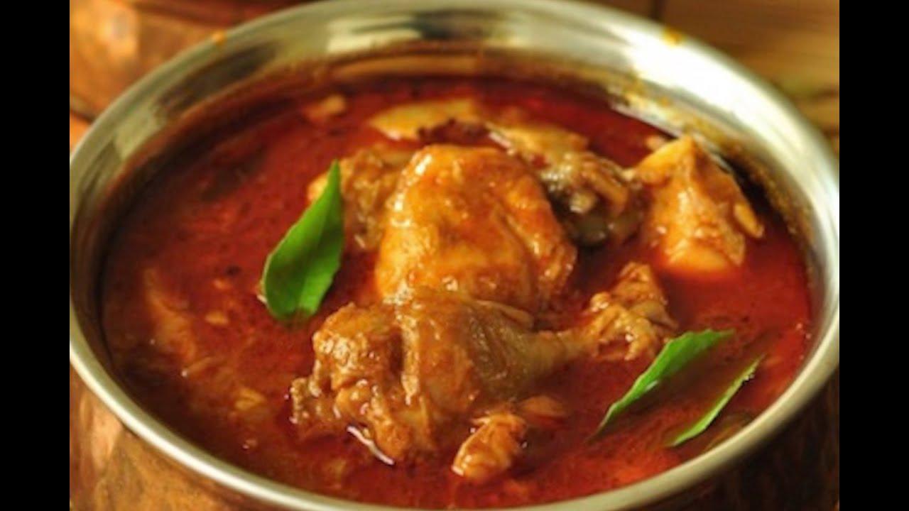 Kerala Chicken Curry (Traditional) | RecipesAreSimple