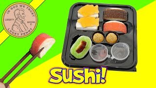 Mini Candy Sushi Bento Box Review