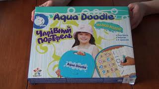 Волшебный портфель рисуем водой Aqua Doodle Чарівний портфель распаковка и полноценный обзор(, 2016-03-10T19:40:01.000Z)