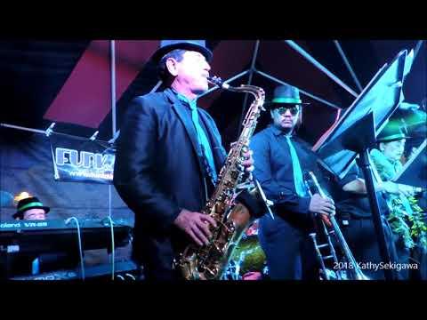 """Funkshun  - """"Europa"""" - Gordon Biersch Honolulu 3-17-18"""
