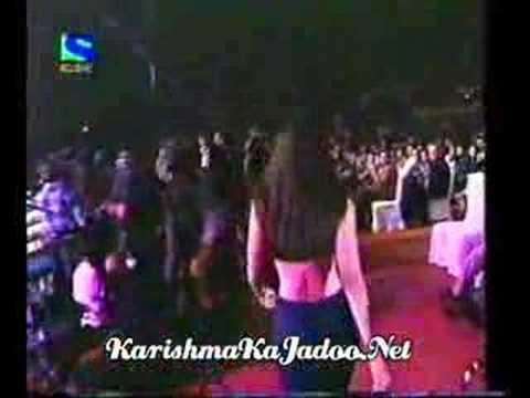 Karisma Kapoor wins Best Actress Award
