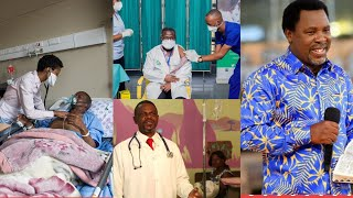 T.B Joshua's Private Doctor Finally Reveals The Cause Of His DEATH