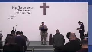 IPUS - AO VIVO - Culto Vespertino, Santa Ceia 02/08/2020
