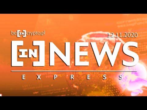 Przestępcy DeFi, Biden a Bitcoin, CBDC w Wielkiej Brytanii - [in]NEWS Express - 12.11.2020