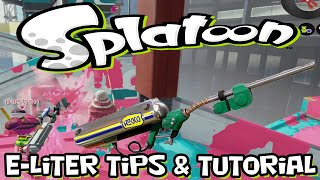 Splatoon - E-liter Quick Tips and Tutorial