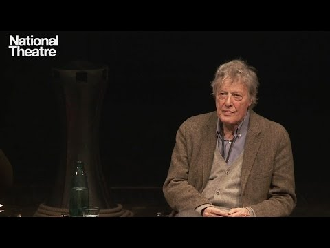 Tom Stoppard and Nicholas Hytner on The Hard Problem