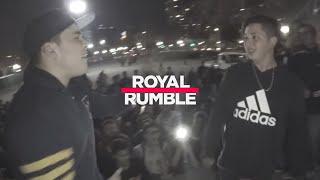 FUSOK vs. CRAKEN: Repechaje Royal Rumble - Red Bull X DEM Battles