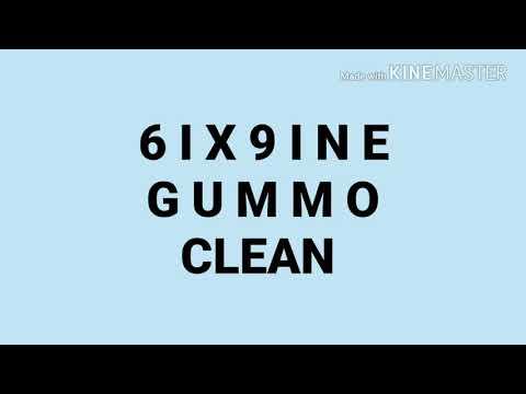 6ix9ine Gummo Clean