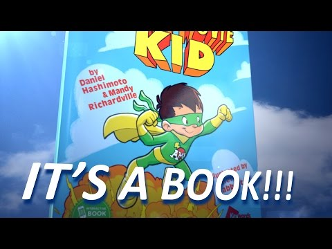 Action Movie Kid - the BOOK!