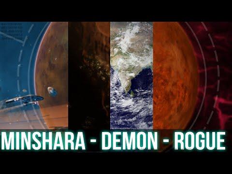 Star Trek's Planet Classifications