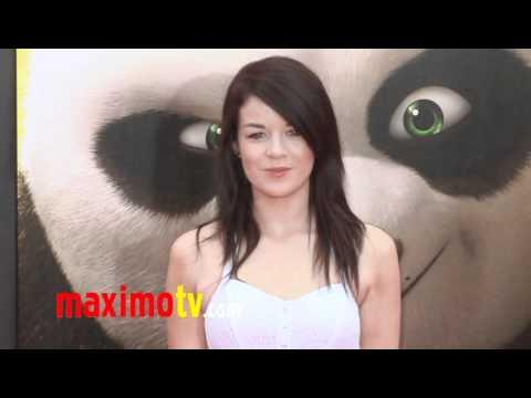 "Jade Ramsey at ""Kung Fu Panda 2"" Los Angeles Premiere"