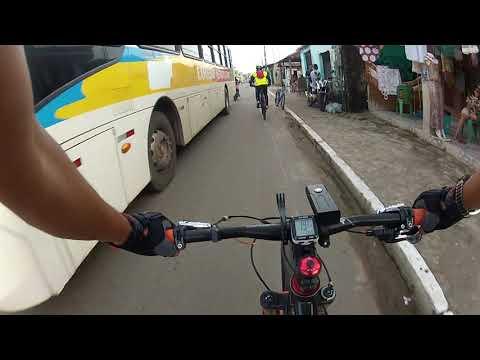 Cidade de Raposa Maranhão Passeio de Bike