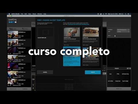 Cómo usar GoPro Studio + Link de Descarga