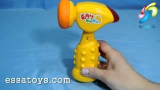 Бамбини набор инструментов, игрушки оптом киев essatoys.com(, 2014-03-08T14:23:21.000Z)