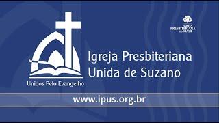 IPUS | Estudo Bíblico | 04/08/2021 | A função da Igreja - Sal e Luz