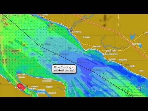 Tidal Optimisation Singapore Malacca Straits