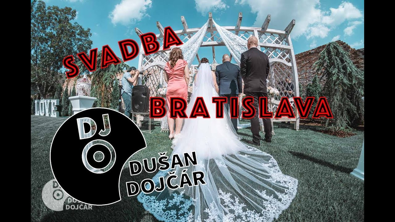 376dba288d VideoDJ   Moderátor Dušan Dojčár - Robíme Svadbu