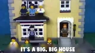 Big House by Audio Adrenaline (Audio A) | Children's Ministry Kids Worship with Lyrics
