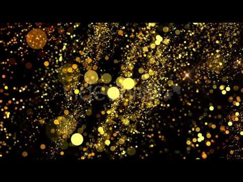 Free Falling Snow Wallpaper Download Gold Glitter Background Ii Video Footage On Videohive Net