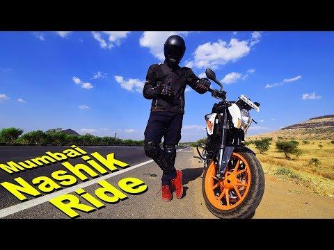 Mumbai to Nashik Ride on 2017 KTM Duke 200