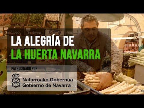 La alegría de la huerta - Mercado de Santo Domingo - Pamplona