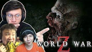 Tim Pemusnah Zombie Zombie ! - World War Z Indonesia #2