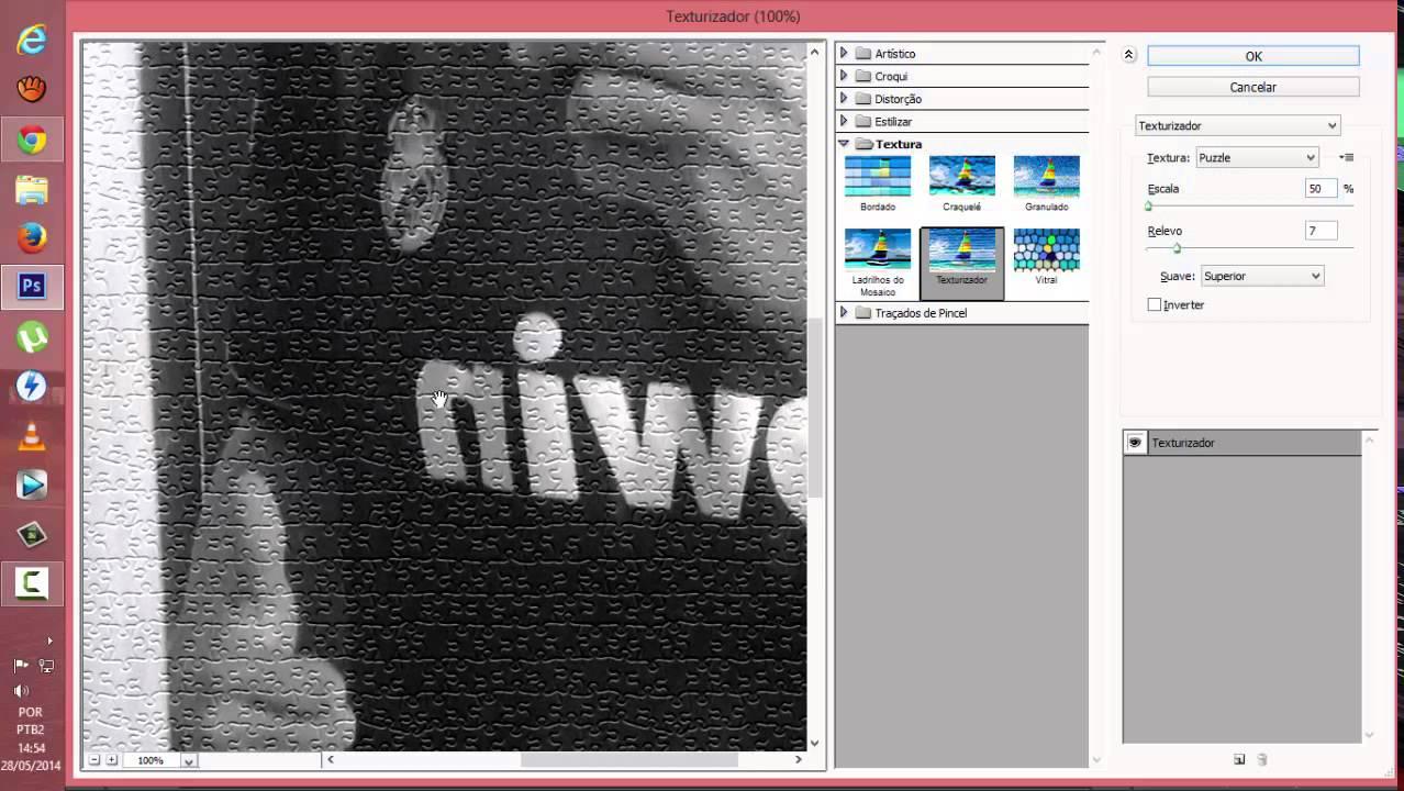 textura de quebra cabea para photoshop cs6