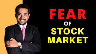 Remove fear of Stock Markets | Why people dont Invest | The real reason | Harsh Goela