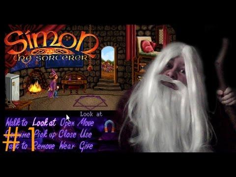Simon The Sorcerer #1 - You're a Wizard, Simon