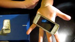 Обзор Nokia 5230 white chrome [HD](http://vkontakte.ru/club23449169 - Группа Вконтакте Обзор Мобильного телефона Nokia 5230 white Chrome., 2011-03-01T17:45:53.000Z)