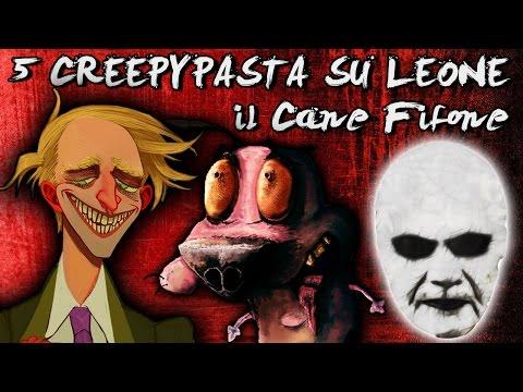 5 Creepypasta che non sai su Leone il Cane Fifone