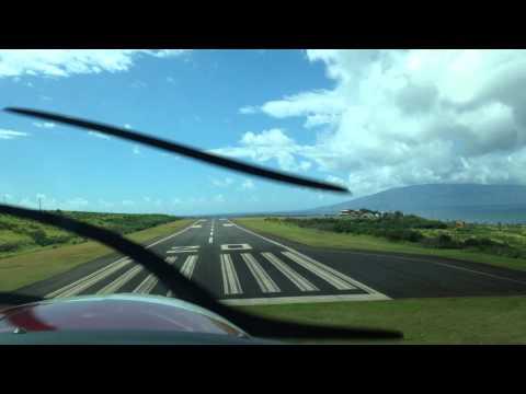 Cessna Caravan Jobs Hawaii Mokulele Airlines - JHM Landing Rwy 20