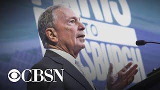 Michael Bloomberg files for Democratic primary in Arkansas
