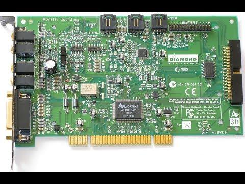 Поможет ли Aureal Vortex процессору