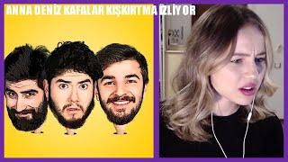 Anna Deniz Kafalar ''Bilal Hancı Kışkırtma 'BU BENİM EMEEEĞM'!!! Sevdanın Böylesini'' İzliyor