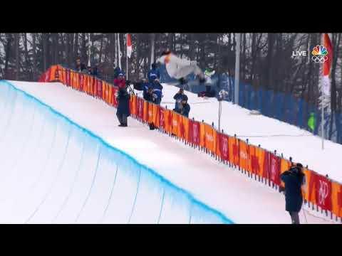 Shaun White Pyeonchang Gold Medal Olympics 2018