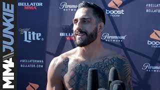 Bellator 214: Henry Corrales full open workout interview