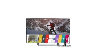 """LG 55"""" Curved Smart 1080p…"""