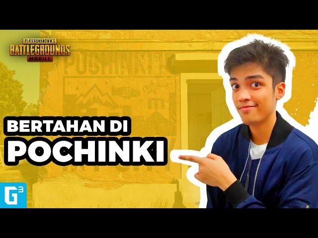 [GIVEAWAY!!!] 5 TIPS UNTUK BERTAHAN DI POCHINKI! - Tips PUBG Mobile Indo