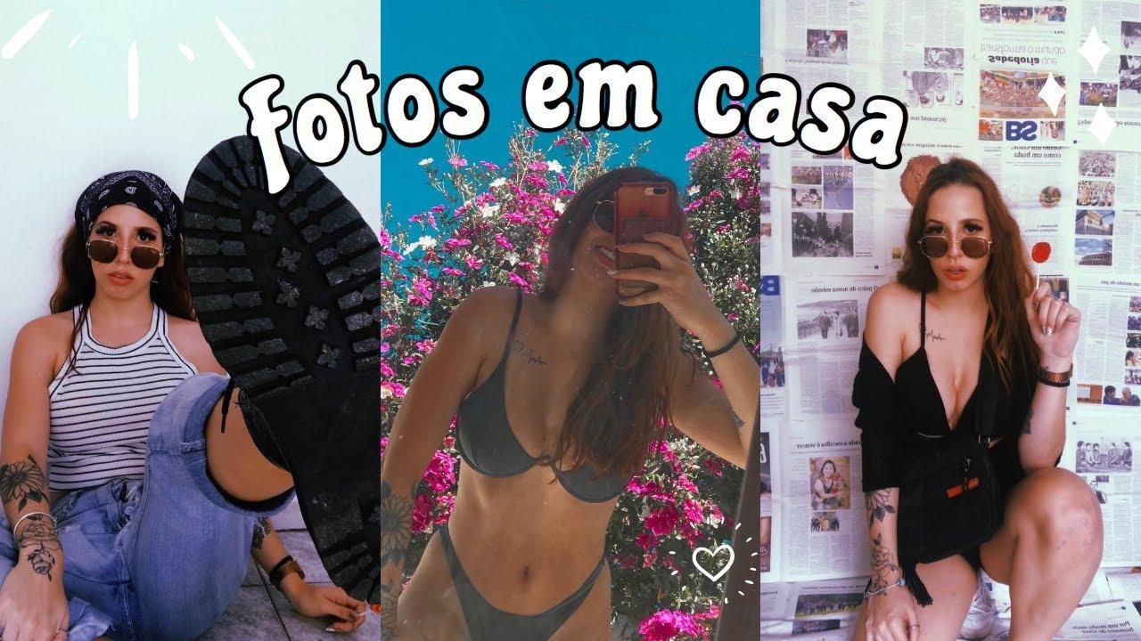 COMO TIRAR FOTOS EM CASA COM O CELULAR SOZINHA - DICAS, IDEIAS e POSES