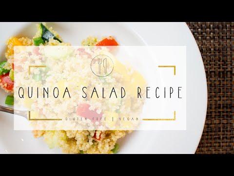 Quinoa Salad Recipe: Gluten Free