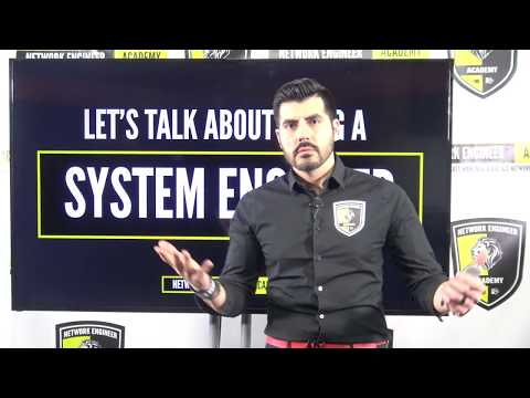 Here is WHAT a SYSTEM Engineer does & HOW to be one in 2018 - REAL conversation (Video 1 out of 3)