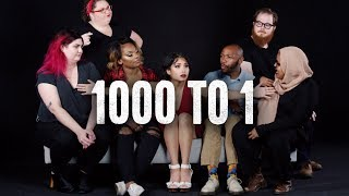 7 Strangers Decide Who Wins 1000  1000 to 1  Cut