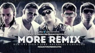 More (Remix) Zion Ft Jory, Ken Y, Chencho y Arcangel (Original) (Con Letra) REGGAETON 2012.mp4