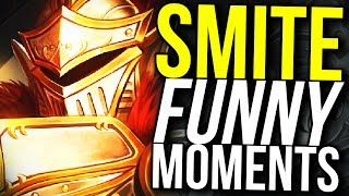 NEW SMITE RPG IS PRETTY GOOD! (Smite Funny Moments)
