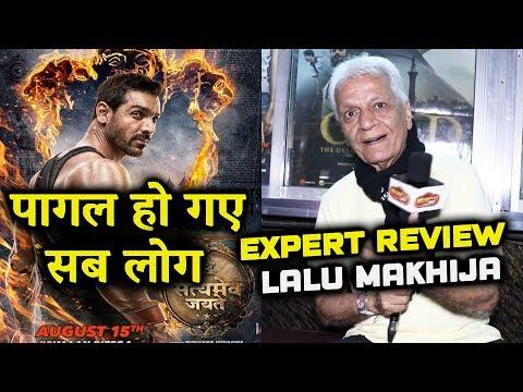 Satyameva Jayate Movie Review By Expert Lalu Makhija   John Abraham, Manoj Bajpayee