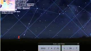 Stellar coordinate systems