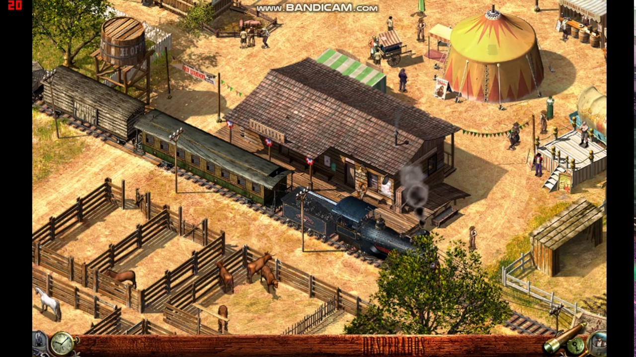 Desperados Gameplay 3 Youtube