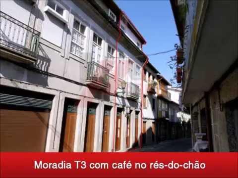 003-85 Moradia com café em Guimarães